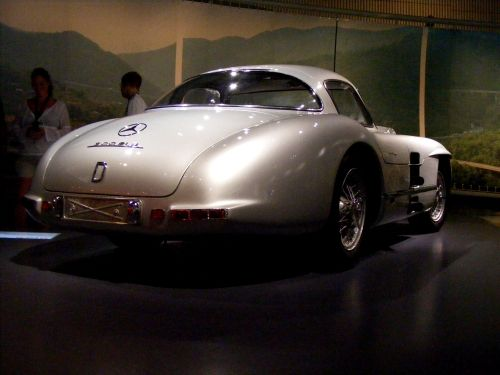 MB 300 SLR Coupe